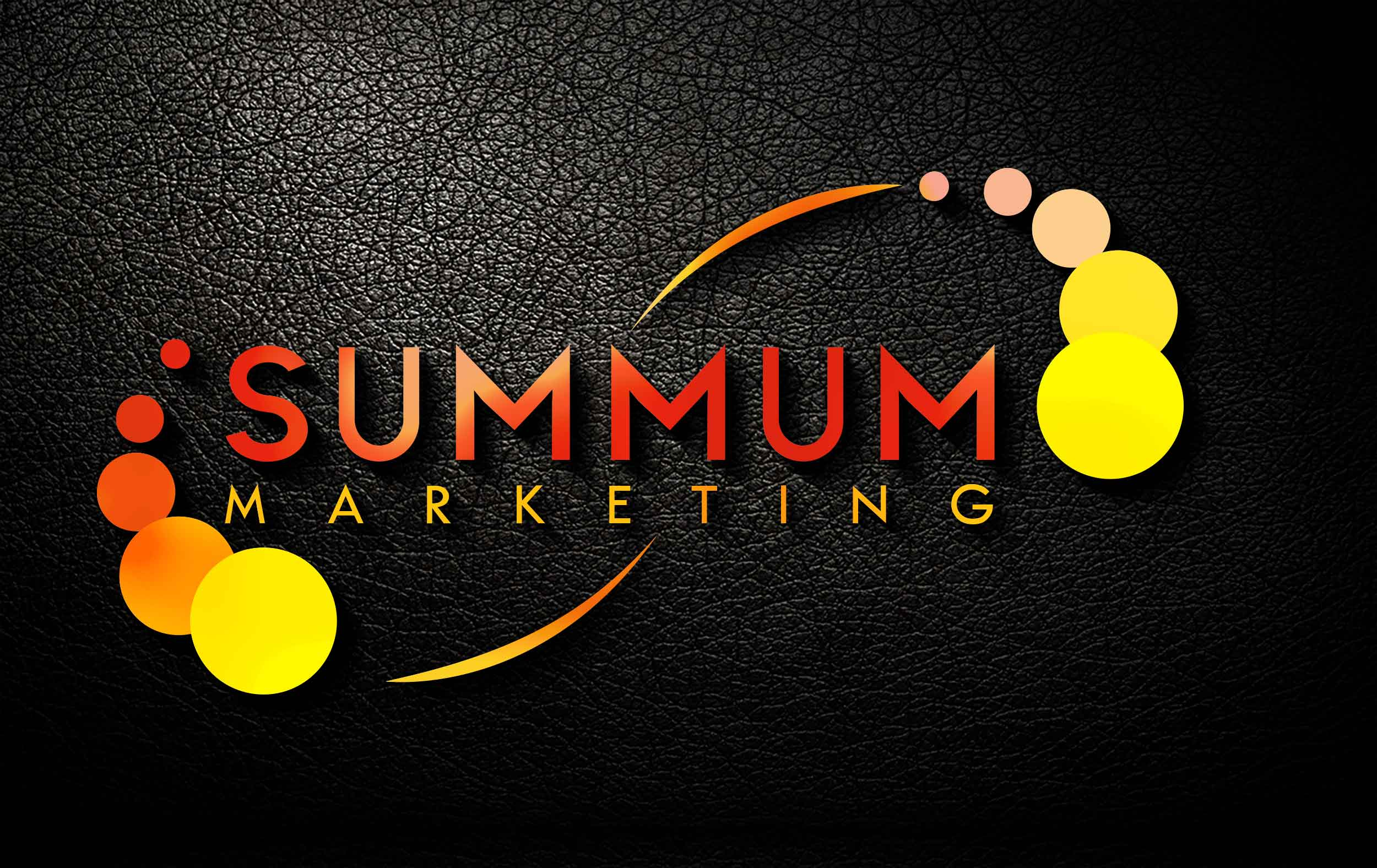 logotipo summum marketing