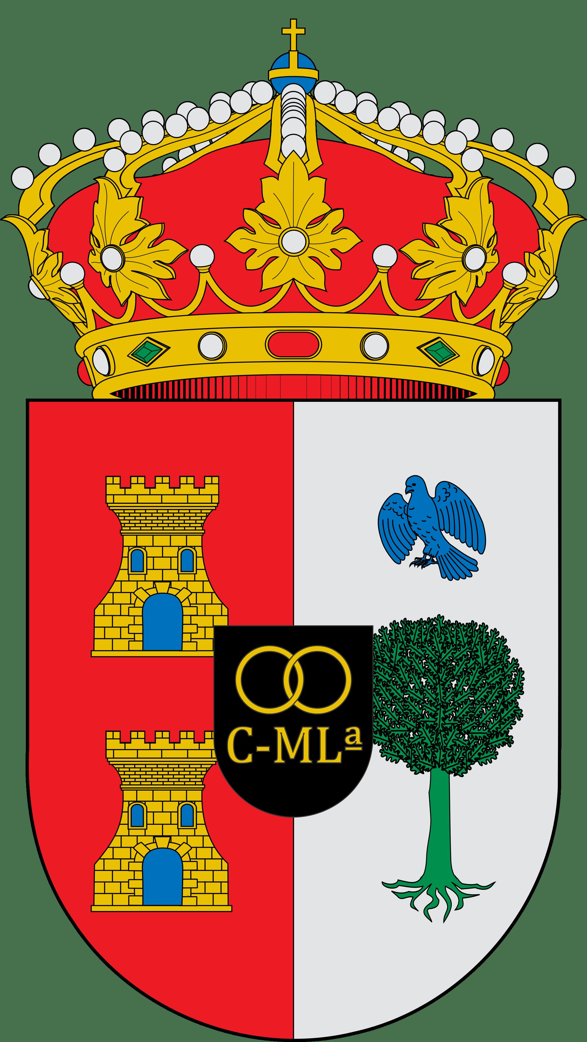 escudo del ayuntamiento de quintanapalla