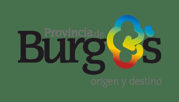 logotipo de Burgos origen y destino